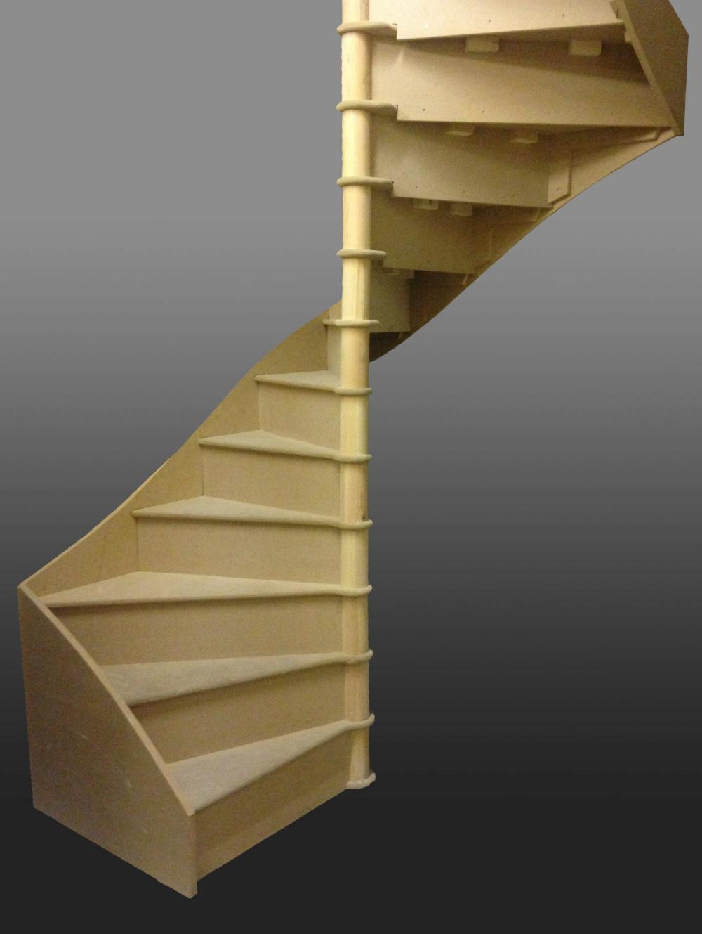 Picture of: Square Spiral Stairs Inspiraling Stair Systems Spiral Staircases Space Saving